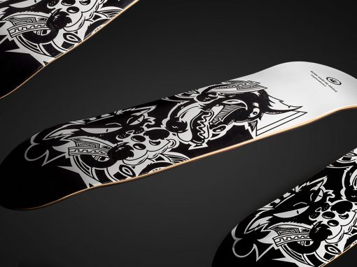 KGDM Skateboard